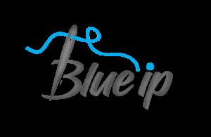 لوگو شرکت نخ آبی Blueip